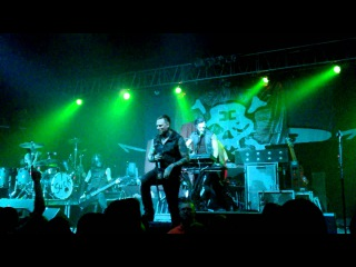 Combichrist - Throat Full of Glass (03/20/2015 @ The Rave Milwaukee, WI)