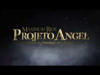 Book trailer - Maximum Ride: Projeto Angel - James Patterson