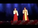 Ансамбль Вертикаль рук Татьяна Чернецова Ой то не вечер
