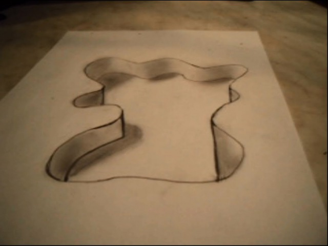 Как нарисовать 3D рисунок для начинающих » Freewka.com - Смотреть онлайн в хорощем качестве