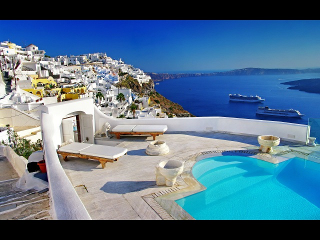Incredible Santorini - Greece