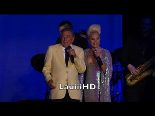 Lady Gaga & Tony Bennett -Cheek To Cheek Tour ()- (Copenhagen, Denmark) - FULL HD