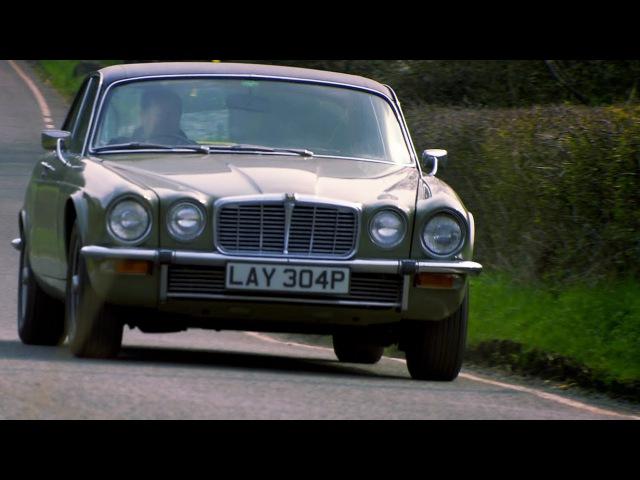 1970s Jaguar XJ 4 2 Test Drive Deal Wheeler Dealers