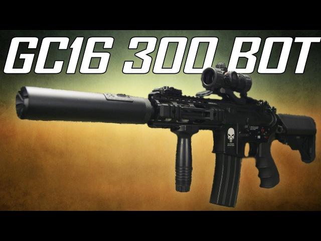 All Metal GG GC16 300 BOT - Airsoft GI