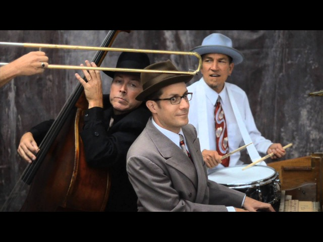 Big Bad Voodoo Daddy - Why Me (Official Video)