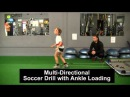 Sports Performance Training - Female Youth on VertiMax 3 of 4