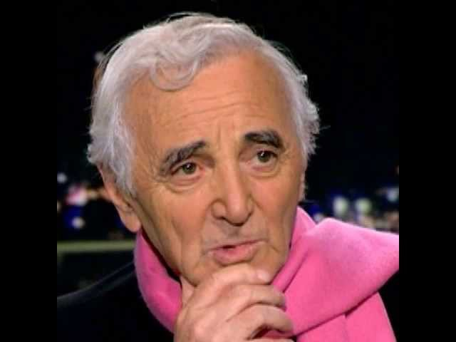 Charles Aznavour Sting L'amour C'est Comme Un Jour Love Is Like A Day