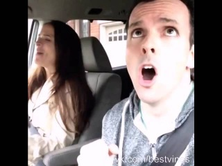 КОГДА РОДИТЕЛИ ПОЮТ В МАШИНЕ | WHEN PARENTS ARE SINGING IN CAR