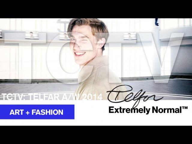 TCTV TELFAR A W 2014 Art Fashion MOCAtv
