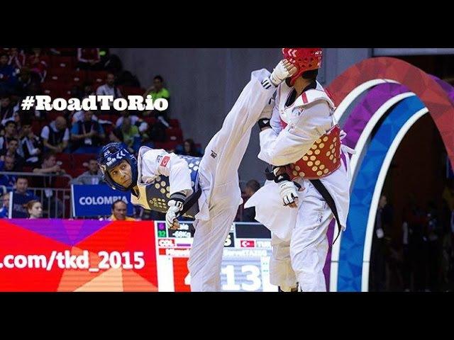 Taekwondo Highlights Servet Tazegül