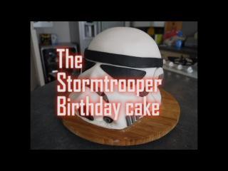 (группа LakomkaVK)   Star wars cake / bolo / gateau
