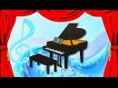 Звуки музыкальных инструментов для детей - часть 2 - узнать - школа - детский сад