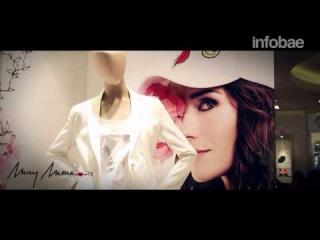 Infobae   #MuyMonaTV: Natalia Oreiro: Diseño para mujeres reales