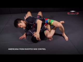 20 Submissions In 90 Seconds By Shinya Aoki | Evolve University