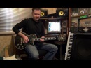 Alex Sibrikov Recording guitars for the new metal project