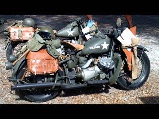 Harley Davidson XA Indian 841