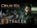 Deus Ex Mankind Divided – E3 2015 Trailer