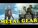 Metal Gear Rising Revengeance - НАПАДЕНИЕ ЭЛЕКТРО-КУРИЦ ! Монт PS3