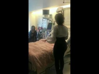 May 8 camila at mattel children's hospital ucla