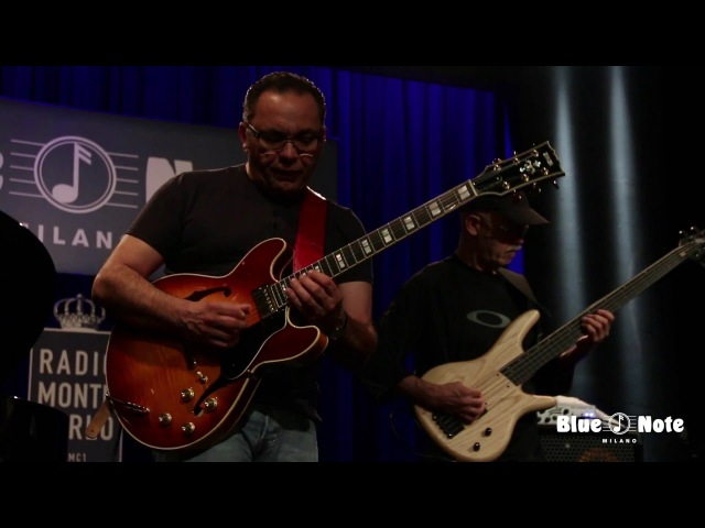 B. Lagrene, A. Faraò, G. Willis, L.White - What is This Thing Called Love - Live @ Blue Note Milano