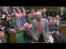 Dennis Skinner kicked out of Commons for calling David Cameron dodgy Dave BBC News