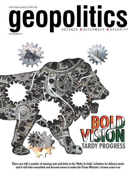 Geopolitics - August 2016