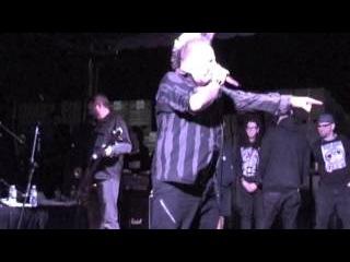 DISCHARGE at BLACK-N-BLUE BOWL 2014 BROOKLYN