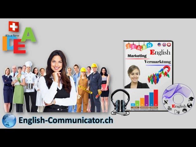 118 Englisch Sprachkurs Schule English marketing Vermarktung Rorbas Mels Aesch Noflen
