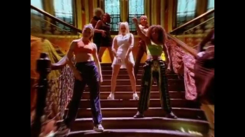 Spice Girls Wannade 1996