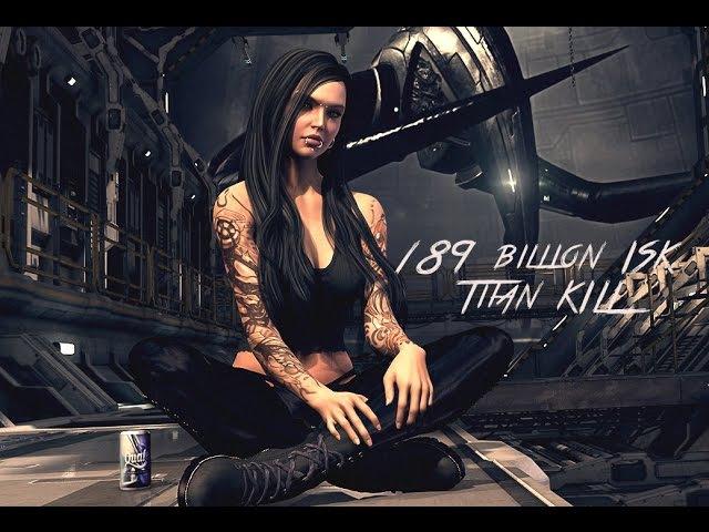 Snuffed Out XIX 189 billion ISK titan kill EVE Online