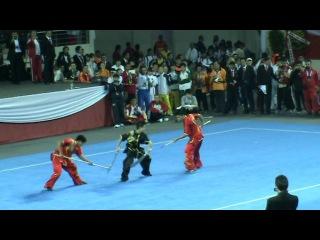 Dual event men Philippines 11th WWC Turkey Ankara