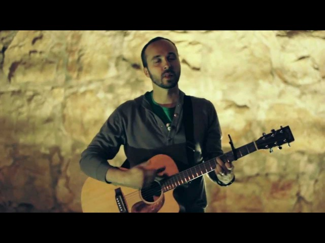 HEBREW How Great is our God Gadol Elohai by Joshua Aaron in Jerusalem Israel Messianic Worship