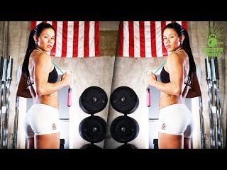 Chyna Cho - Crossfit Games Athletes - Crossfit Workouts (Cross fit)