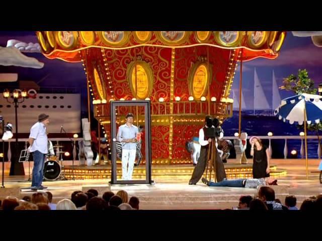 HD Большая разница в Одессе 2012 Фестиваль пародий Финал