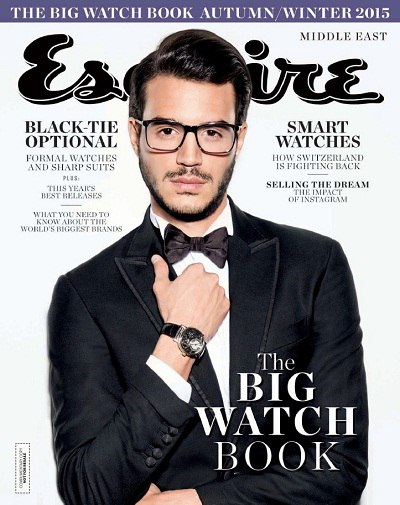Esquire Big Watch Book - Autumn Winter 2015