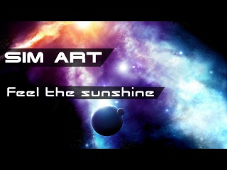 SIM ART - Feel the sunshine