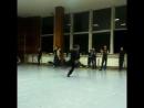 Альбер. Танец Лизгинка