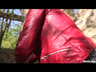 Diana dali - hot russian flashes her titties (outdoors, deep throat, cum in mouth, swallow, hardcore, all sex) 720p