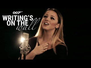 Sam Smith - Writing's On The Wall (from Spectre) (Cover) James Bond 007