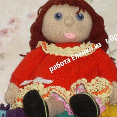кукляндиявязаные куклы пупсы вконтакте