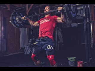 CrossFit Workout w/ Rich Froning 2015