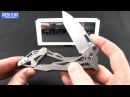 Quartermaster QTR-11 General Lee II Folding Knife Overview