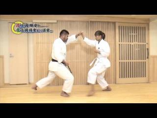 Shotokan Кarate Video Program part-1 with Takahashi Yuko Instructor Karate JKA (Japan) for 9-7 Kyu