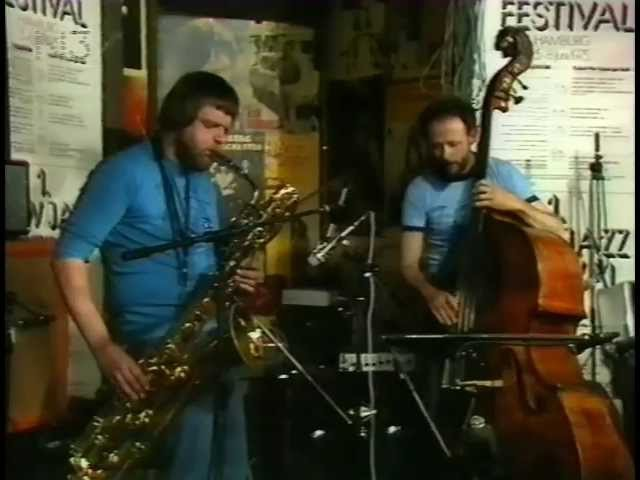 John Surman Trio Hamburg Germany 1975 06 08 full