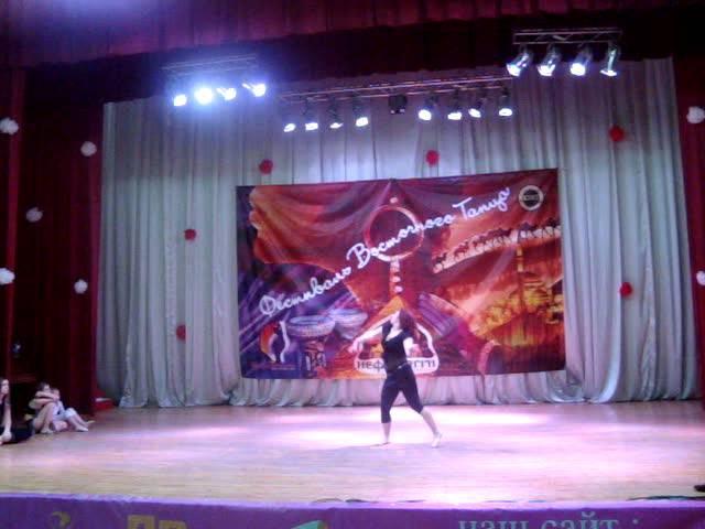 Maria Shashkova Ibhath Anni Stage Version