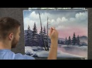Paint with Kevin Hill - Frosty Morning wet on wet HD