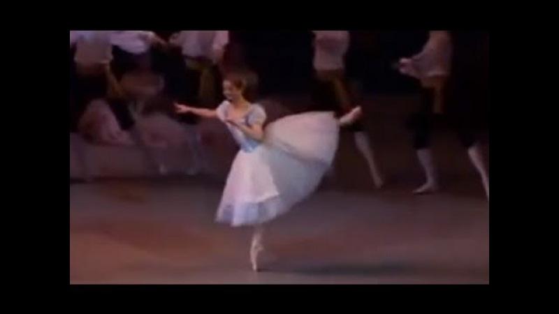 Evgenia Obraztsova Ondine Variations and Final Pas de Deux