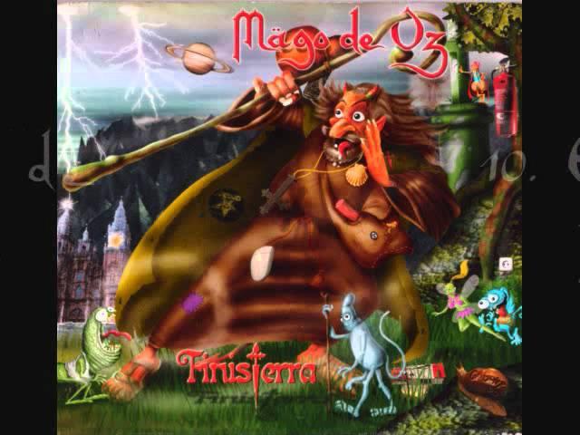 Finisterra Mägo de Oz álbum completo