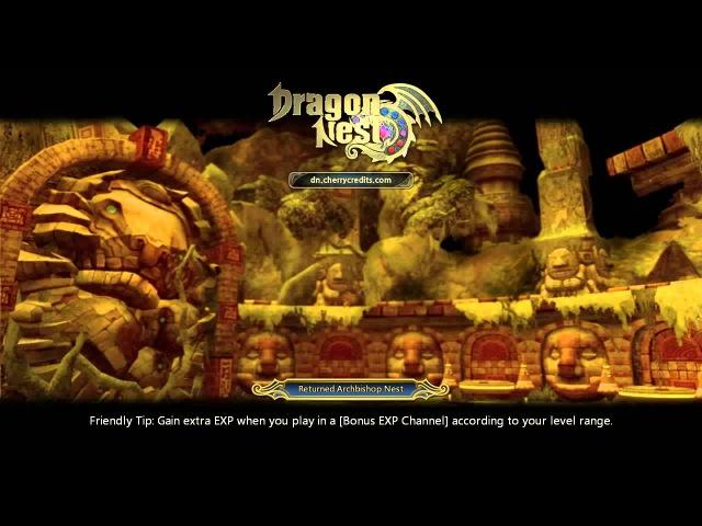 Dragon Nest SEA lv90 Tempest Solo New ABN