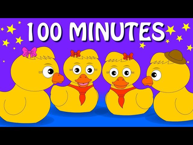 Five Little Ducks More Nursery Rhymes And Kids Songs by KidsCamp